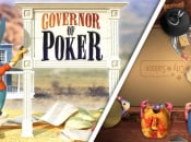 Win Big With Youdagames' Governor Of Poker on the 3DS eShop