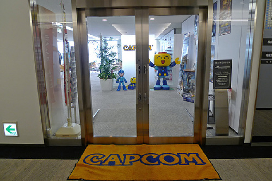 Capcom HQ