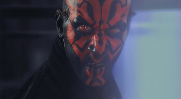 Darth Maul - Edited