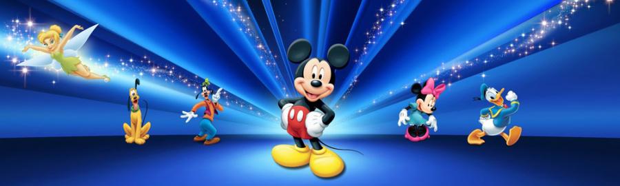 Disney Magical World Banner