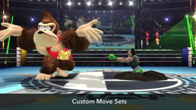 Custom Move Set