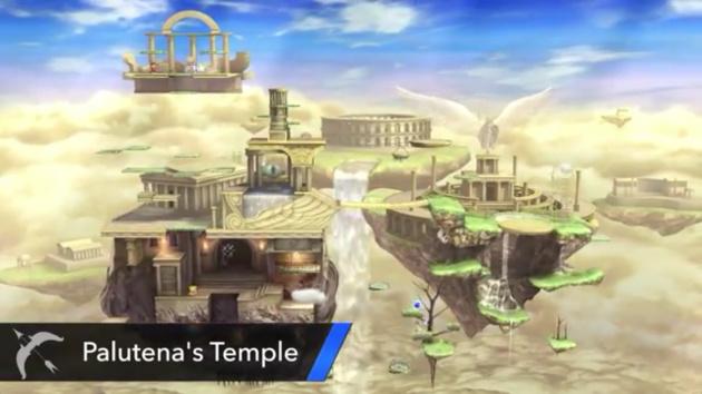 Palutena Temple