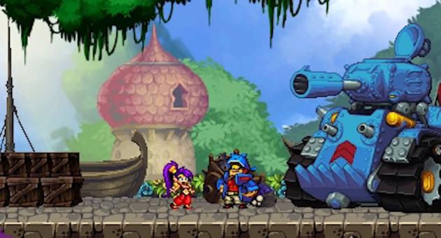 Shantae 3 DS
