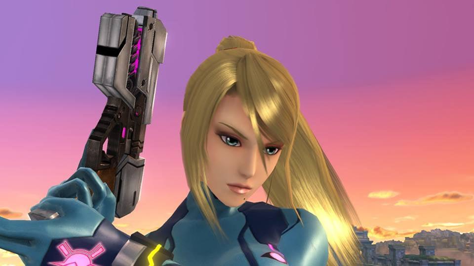 Fresh Super Smash Bros. Screens Show Zero Suit Samus in ...