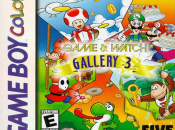 Game & Watch Gallery 3 Rated for 3DS Virtual Console Release