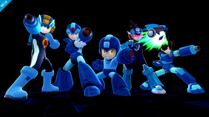 Mega Man Madness