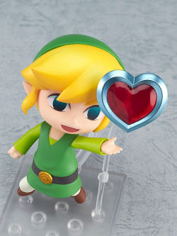 Link Got A Heart Container!