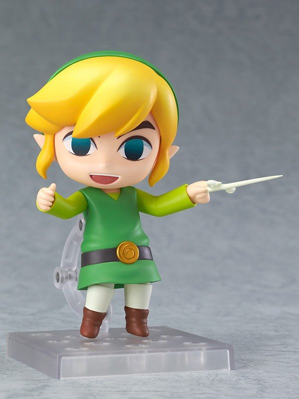 Nendoroid Toon Link Figure Slated For August Release -9800