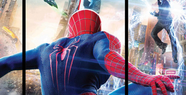 Amazing Spider Man 2- Banner Villains
