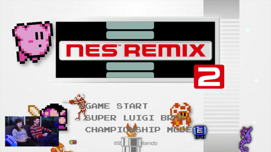 NES Remix Nminute