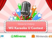 Nintendo Teases a Wii Karaoke U Miiverse Contest