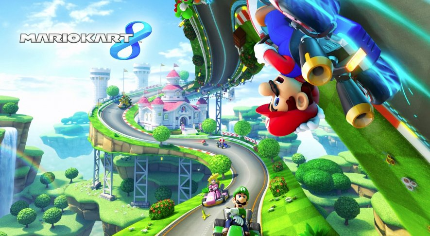Mariokart8 Wallpaper