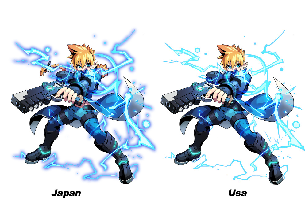 Subtle Character Design Changes Spotted For North American