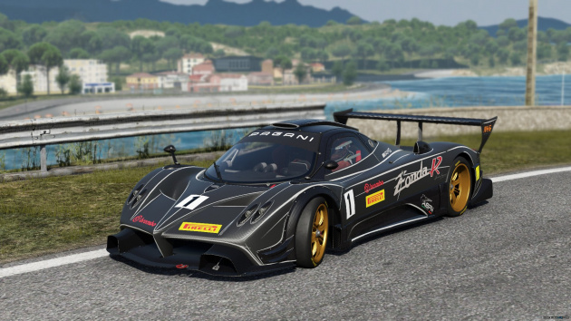 Zonda R PROJECT CARS