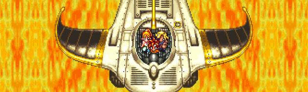Chrono Trigger Banner