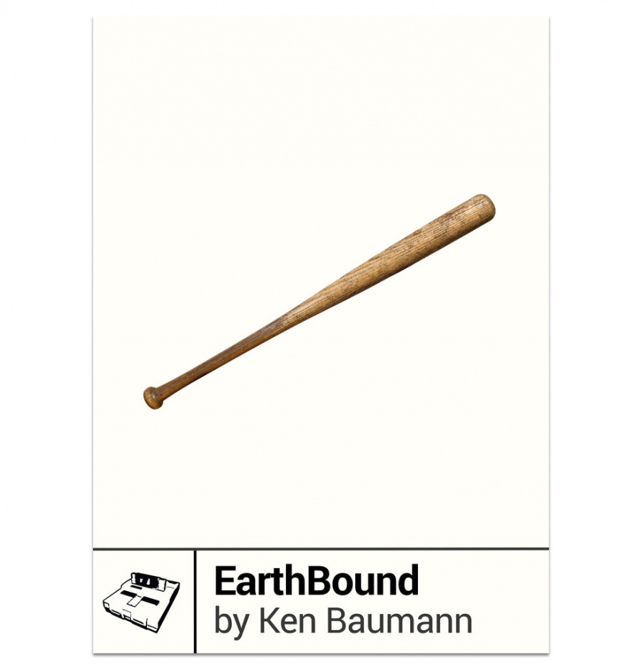 EARTHBOUND Cover Roboto Nospine Shadow 1024 X1024