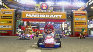 Mario Kart 8 in Pole Position