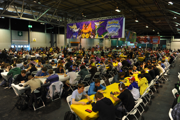 European Pokémon VGC Nationals in 2013