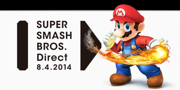 Smash Bros Direct Update