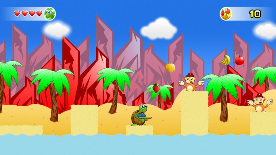 Turtle Wii U 1