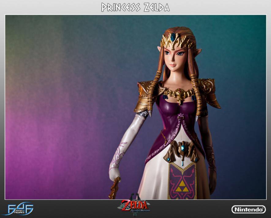 Zelda Figurine