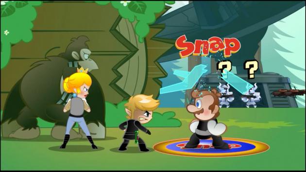 Smash Wars Final