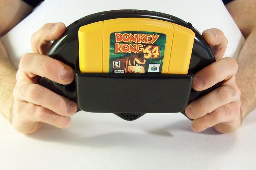 N64 back