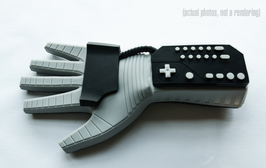 Power Glove Mitt