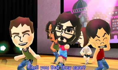 Tomodachi Life Screen NL