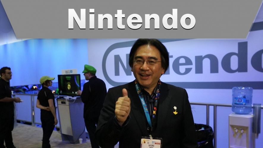 Iwata Thumbs Up