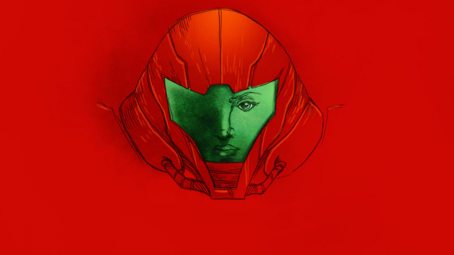 Samus Red