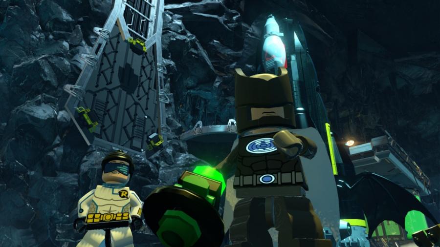 LEGO Batman 3 Batman Sonar Robin Techno 01 (2)