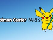 Limited Time Pokémon Center Coming to Paris