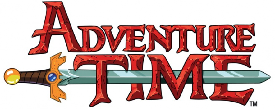 Adventure Time Logo SMALL