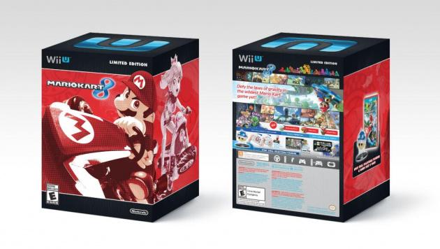 Mario Kart 8 - Limited Editon