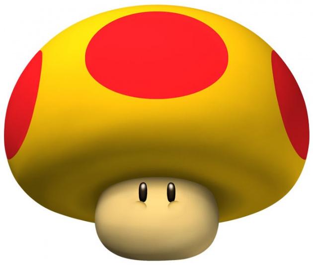 Mega Mushroom EDIT