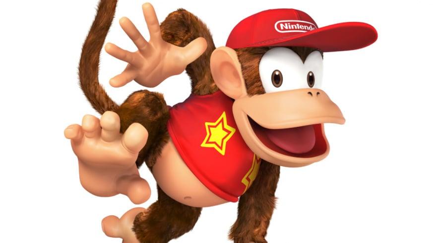 So long, Diddy Kong?