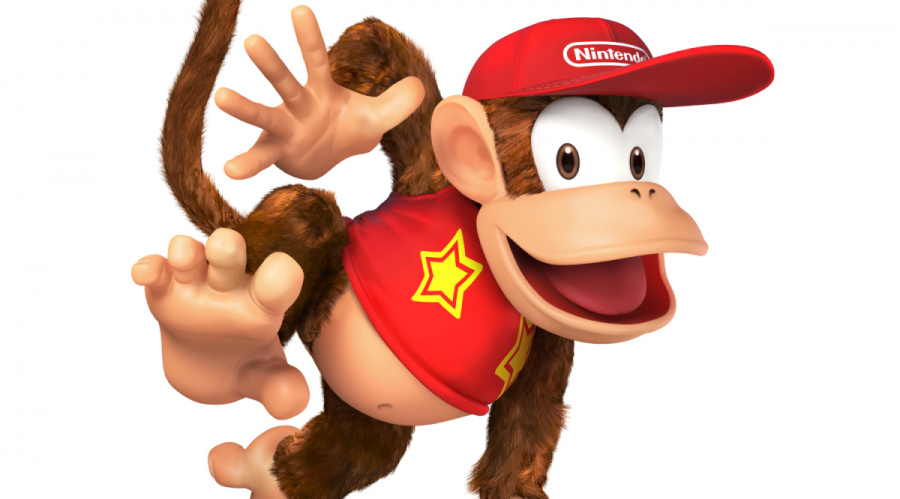 So long, Diddy Kong?