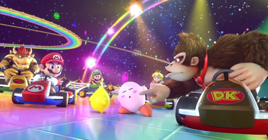 Kirby Kart