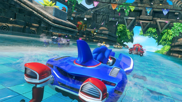 Sumo's Sonic Racing games have provided racing fans with a viable alternative to Mario Kart