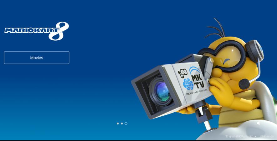 Mario Kart TV App