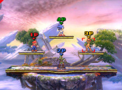 Masahiro Sakurai Shows Off Touch Screen Usage in Super Smash Bros. on 3DS