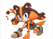 "Meet Sticks, The New Member of Sonic Boom's ""Core Ensemble"""