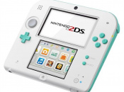 Nintendo Confirms New 'Sea Green' 2DS Model