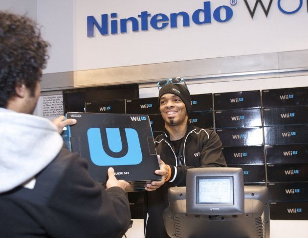 Wii U- NYC Launch 008