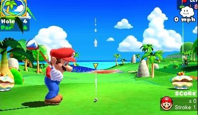 Mario Seaside