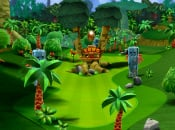 Mario Golf: World Tour in the NLife Masters - Round Two