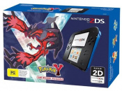 Pokémon X & Y 2DS Bundles Coming to Australian Shelves