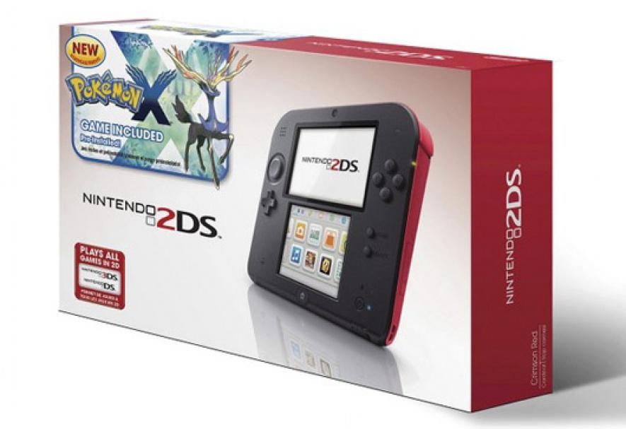 2 DS Pokemon X