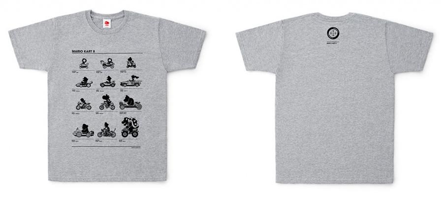 Mario Kart Shirt